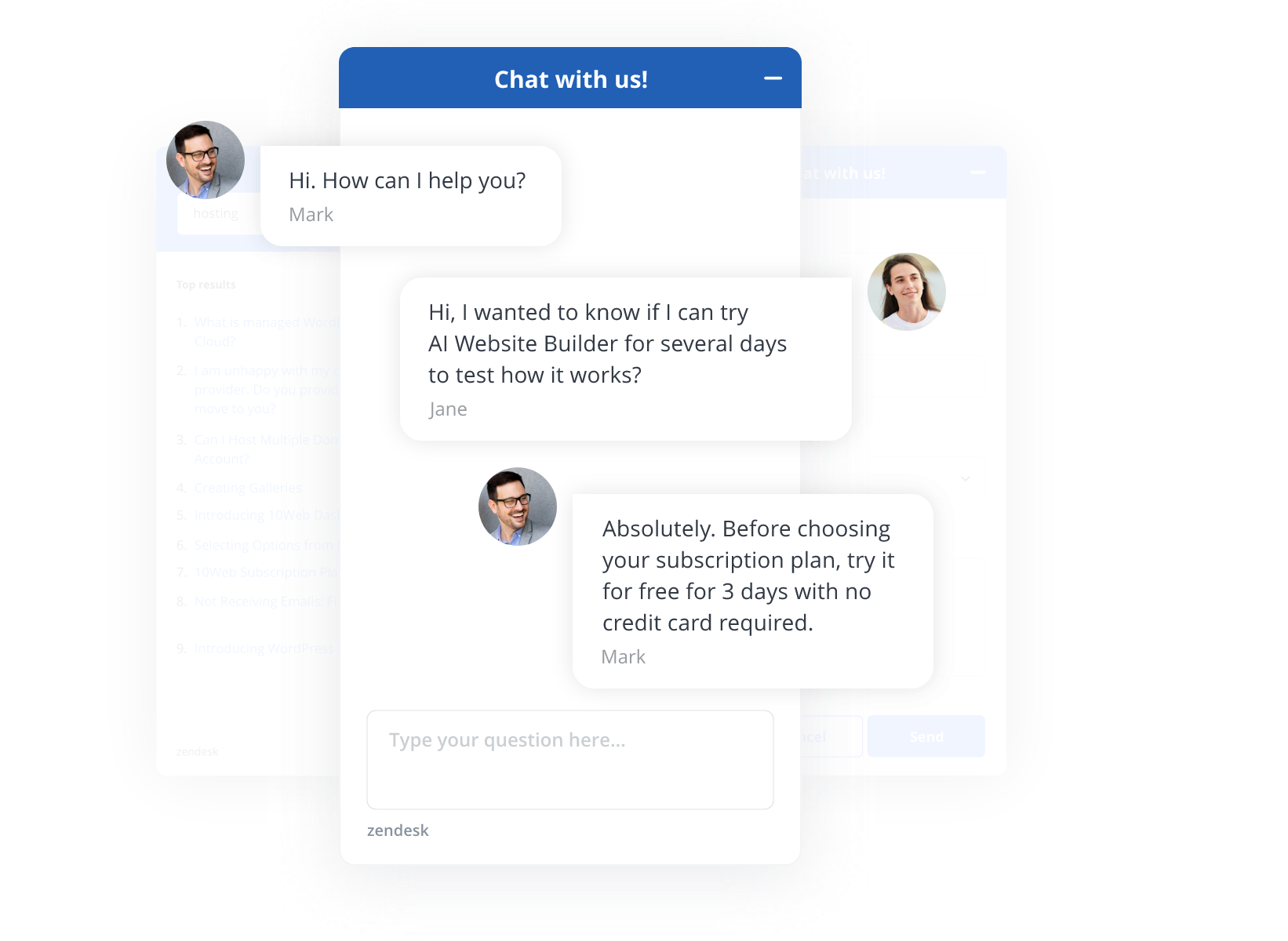 24/7 Live Chat Support